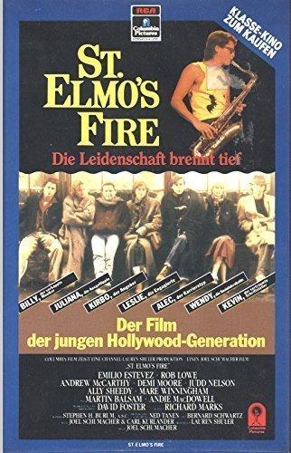 St.Elmo's Fire - Die Leidenschaft brennt tief