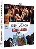 COFFRET Ken LOACH [Blu-ray] : LA PART DES ANGES - JIMMY'S HALL