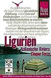 Ligurien, Italienische Riviera, Cinque Terre (Reise Know-How) - Sibylle Geier