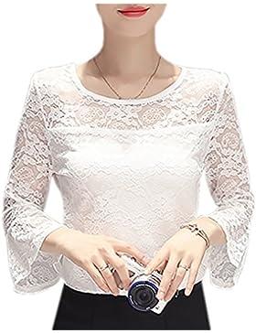 Smile Fish - Camisas - para mujer