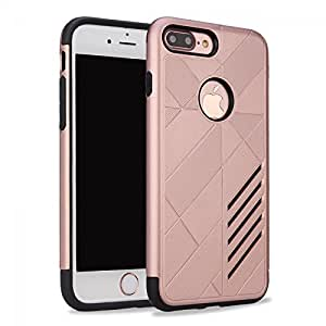 98Gadgets Heavy Duty Protection Caseology Case Cover For Iphone 7 Rose Gold