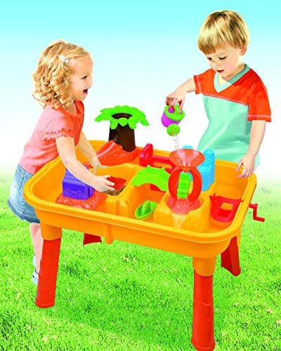 Spieltisch Wasserbahn Wasserspielzeug & Sandspielzeug, 67cm