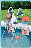Security alarm access pool boy
