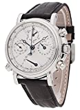 Paul Picot Herren-Armbanduhr Technicum Rattrapante Chronograph Datum Wochentag Automatik Chronometer