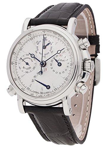 Paul Picot Orologio da polso uomo technicum rattrapante Cronografo Data Giorno della settimana automatico cronometro analogico p7018g20.771