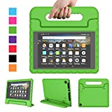 Surom Case for All-New Amazon Fire HD 8 2018/2017,Kids