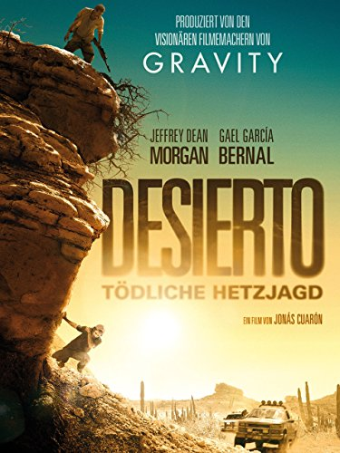 Desierto - Tödliche Hetzjagd