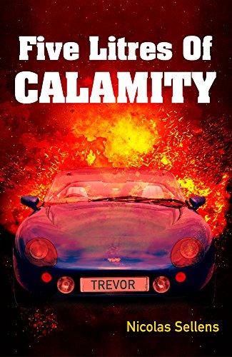 Five Litres Of Calamity (English Edition) por Nicolas Sellens
