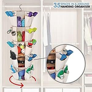 Organizzatore porta scarpe e accessori scarpiera - Porta scarpe fai da te ...