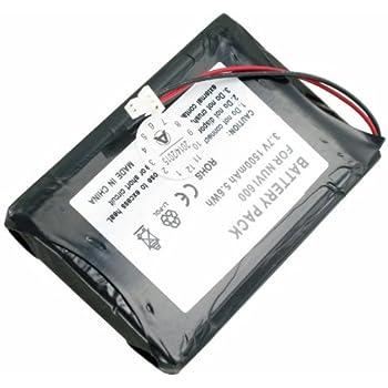 AccuCell 361-00051-02 Bater/ía para Garmin Nuvi 2460