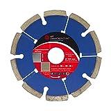Fuga fraes Disco Ø 125mm/22,23mm Trivellazione Giunti segmento Disco fraes abrasiv con fascia di 7mm di altezza e 8mm di spessore