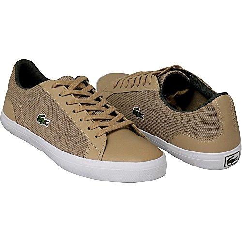 Lacoste Uomo Grigio Lerond 117 3 CAM Sneaker Beige