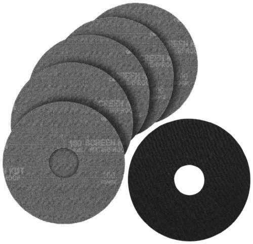 PORTER-CABLE 79080-5 80 Grit Hook & Loop Drywall Sander Pad & Discs by PORTER-CABLE (Sander Portercable)