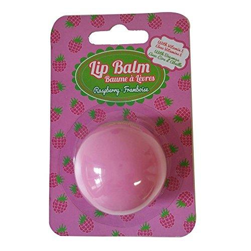 Lip Balm Kugel, Himbeere - Lips Himbeere