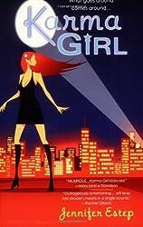 Karma Girl by Jennifer Estep (2007-05-05)