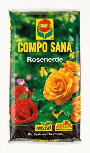 Preisvergleich Produktbild COMPO SANA Rosenerde 20 l