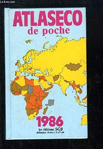 ATLASECO DE POCHE 1986 par COLLECTIF