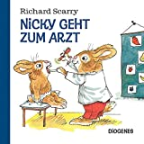Nicky geht zum Arzt (Kinderbücher)