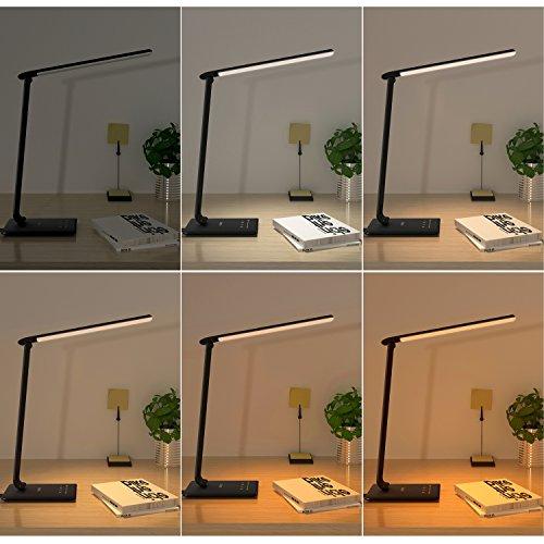 AUKEY LT-T10 Lámpara Escritorio 12W Luz LED