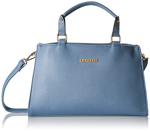 Caprese Carol Women's Tote Bag (Light Blue)