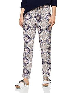Only Onlnova AOP Pant Wvn, Pantalones para Mujer
