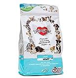 Disugual Adult Small Light 2 kg - Alimento completo, crocchette per cani di taglia piccola con tendenza al sovrappeso