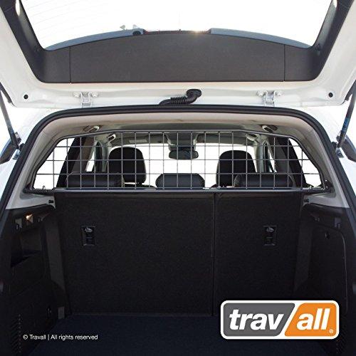 Travall® Guard Hundegitter TDG1345 - Maßgeschneidertes Trenngitter in Original Qualität