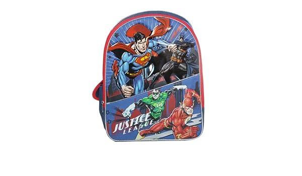 Ruz Justice League Heroes Backpack Bag 875598627997