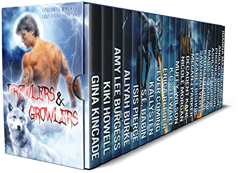 prowlers-growlers-a-paranormal-romance-urban-fantasy-collection-english-edition