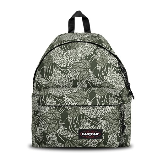 Eastpak Padded PAK'R Mochila Infantil, 40 cm, 24 Liters, Verde (Brize Jungle)
