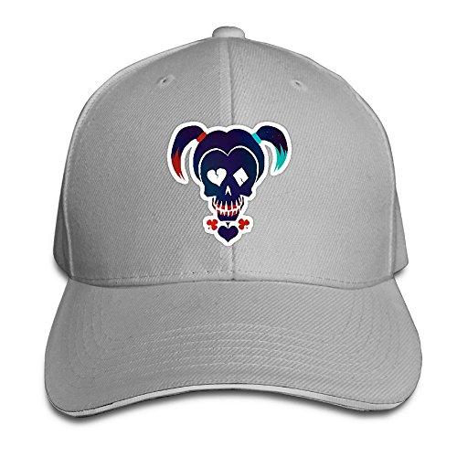 bang-unisex-harley-quinn-logo-verstellbar-fashion-baseball-hat-gr-einheitsgre-asche