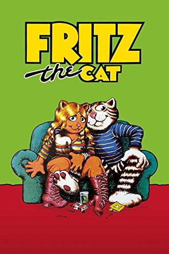 Fritz the Cat Hippie Cat