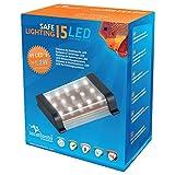 Eclairage 15 LEDs Vision pour aquarium