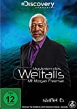 Mysterien des Weltalls - Mit Morgan Freeman, Staffel 6 [2 DVDs] - Mit Sean Carroll, David Spergel, Janna Levin, Prof. Paul Davies, Will Wright