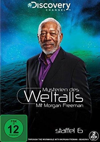Mysterien des Weltalls - Mit Morgan Freeman, Staffel 6 [2 DVDs]