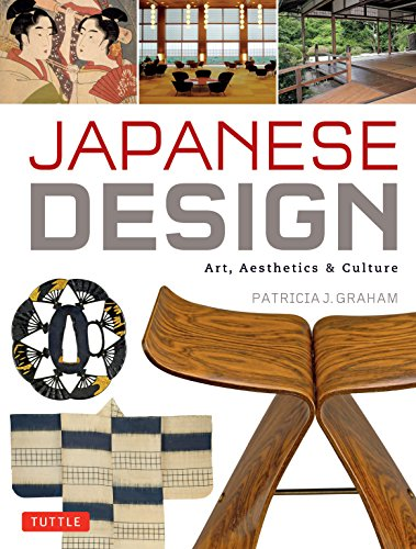 Japanese Design: Art, Aesthetics & Culture por Patricia J. Graham