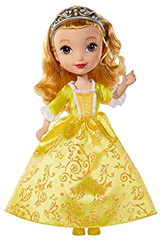 Disney Princess Toy Figure - Sofia The First - 10 Inch Princess Amber Deluxe Fashion Doll