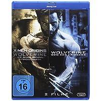 Wolverine 1&2 [Blu-ray]