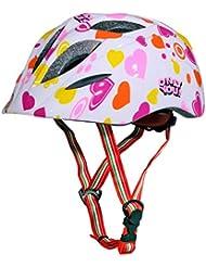 Casque vélo enfant, SymbolLife Casque de Vélo Pour, 52-57cm taille, Cycliste vélo Skateboard Protections Outdoor Sports Casque de sécurité