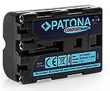 Bundlestar Comfort Akku für Sony NP-FM500H (echte 1600mAh) mit Infochip (neueste Generation 100 Prozent  kompatibel)
