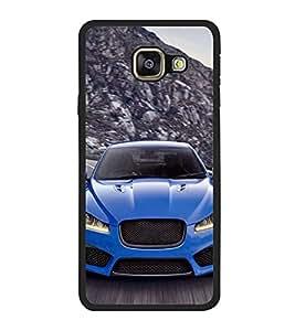 ifasho Designer Back Case Cover for Samsung Galaxy A5 (6) 2016 :: Samsung Galaxy A5 2016 Duos :: Samsung Galaxy A5 2016 A510F A510M A510Fd A5100 A510Y :: Samsung Galaxy A5 A510 2016 Edition (Golf Club Photography Digital)