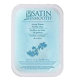 Satin Smooth Juniper Breeze Paraffin Wax, 16 oz