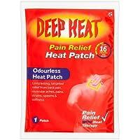 Mentholatum Deep Heat patch single preisvergleich bei billige-tabletten.eu