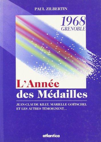 L'année des médailles: Grenoble 1968, Jean-Claude Killy, Marielle Goitschel, Annie Famose, Isabelle Mir, Guy Perillat et Patrick Péra témoignent