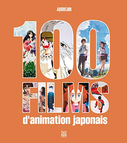 100 films d'animation japonais
