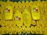 8 x Sonnenmilch 250 ml Lichtschutzfaktor 15 mit UVA- und UVB-Schutz