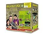 Lucky Reptile SK50TS-B Starter Kit Spinne Plus Skorpion, 50 cm, schwarz