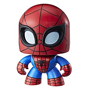 Mighty Muggs- Figura Coleccionable de Marvel, Spiderman, Estándar (Hasbro E2164EU4)