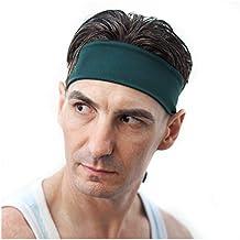 estremamente unico prezzo ragionevole caldo-vendita fascia per capelli uomo - Verde - Amazon.it