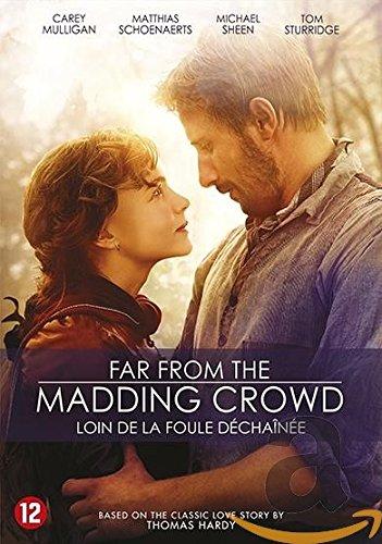Preisvergleich Produktbild Far From The Madd¡ng Crowd (dvd)